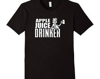 Apple Juice Drinker T-Shirt