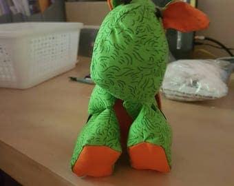 Handmade Green dragon