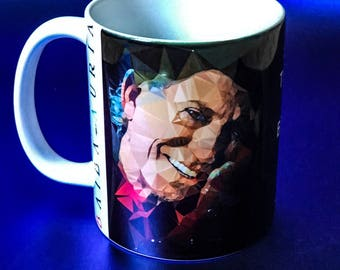 Keith Richards Mug by Baiba Auria (Rolling Stones, Mick Jagger, Music, Coffee mug, gift, rock and roll )