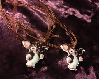 Gizmo necklace