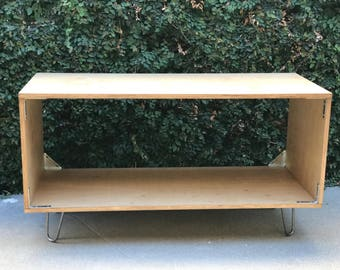 Wood TV Stand (media/entertainment center, etc.)