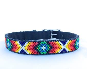 Beaded Dog Collar ASTRAL XETAME