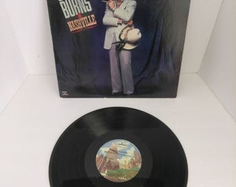 George Burns and Nashville vinyl record