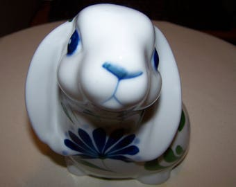 Dansk Porcelain Rabbit / Sage Song