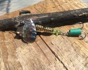 Inline fishing lure