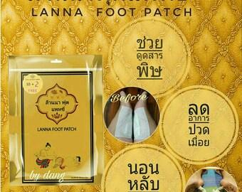 Lanna Foot Patch