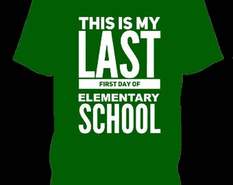 Back to School Graphic Tee