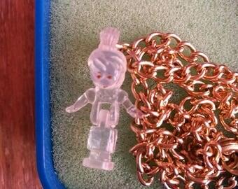 Polly pocket vintage, polly pocket mailaway pendant , polly pocket, vintage toy, 90s toy, polly pocket, rare mailaway pendant
