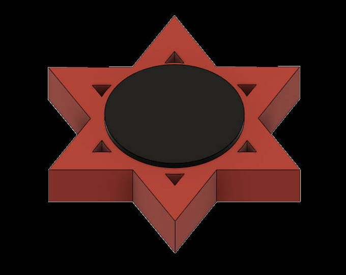 Featured listing image: Fidget Spinner mINI mE!  Lil Jewish Star 3 Pack