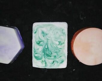 Handmade Shea Butter Glycerin soap