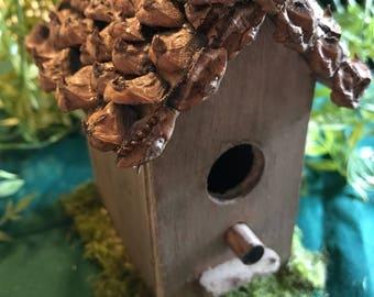 Primitive Miniature Brirshouse