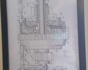 1912 Gearing Patent