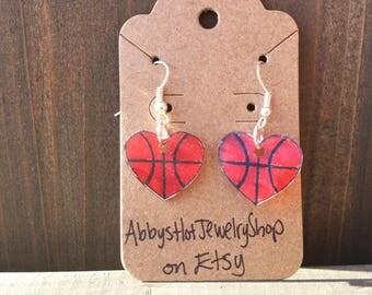 Love Sports Earrings