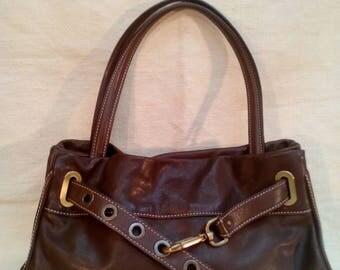 Basler Leather bag