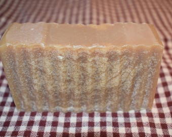 Cranberry Pomegranate Goat Milk Soap