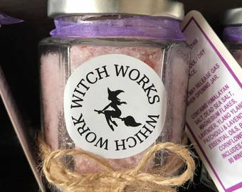 Witch Works 'Chill Out' Bath Salts