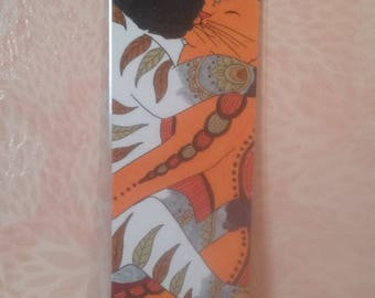 Bookmark - cuddly cats 2