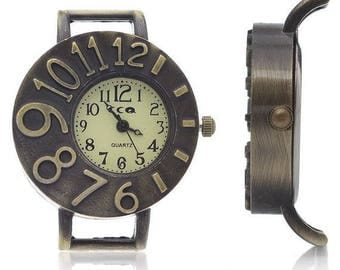 1 brass watch dial 40x32.5x8.5m(Pile inclue) within 15 days