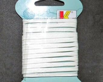 White Ribbon cord 2 m x 50