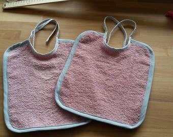 fabric baby bib Terry