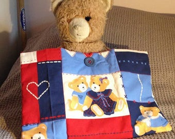 Multicolored patterns Cubs Pajama bag