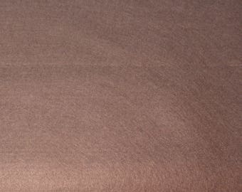 Coupon felt Brown 20/30 cm to 1.5 mm thick