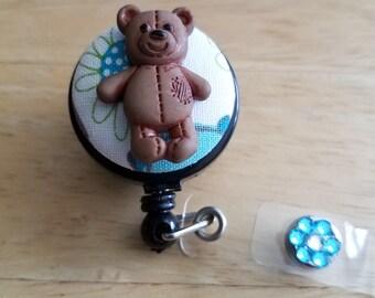 Teddy Badge Reel