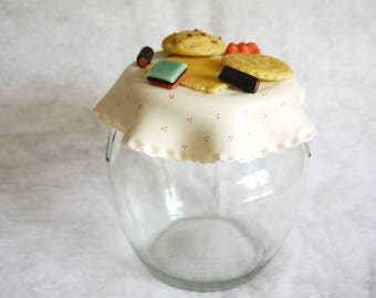 cookies or candy jar