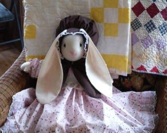 Rabbit, Homemade rabbit, bunny,
