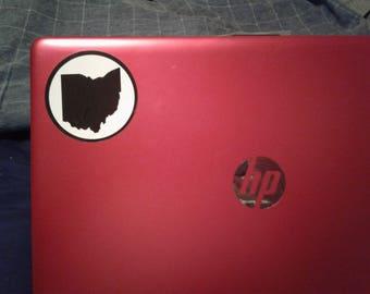 Ohio Stickers(4 for 5)