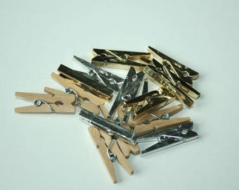 Material wood clamp 15 pieces