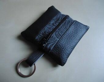 Coin purse / keychain