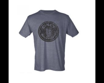 Cincy Born & Brewed Premium T-Shirt