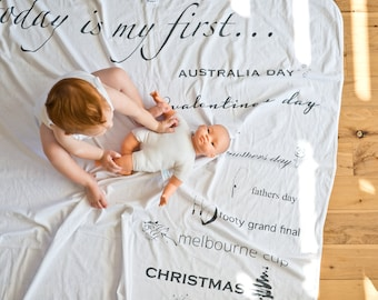 FIRSTEVENTS BABY SWADDLE