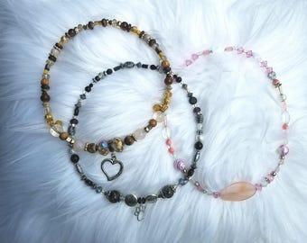 Pet Jewelry L 17 in.