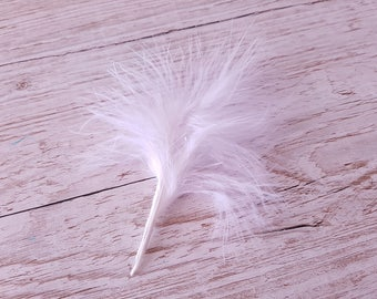 "Decorative feather ""ruffle"""