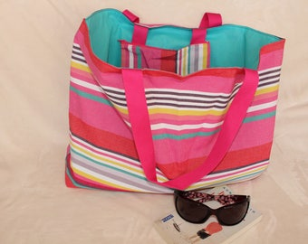Beach bag / purse