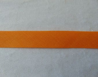 Plain, orange, through width 40/20 mm (Bi-P019)