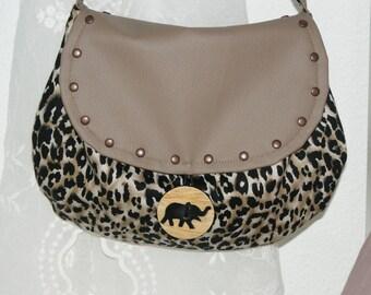 Small satchel SAFARI