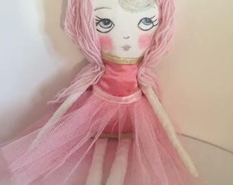 "Rag doll ""Star Lilirose dancer"""