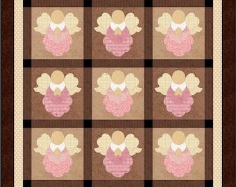 Blessings applique quilt pattern