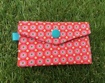 Clutch wallet pattern Mikko Petit Pan