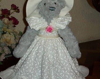 TEDDY BEAR ANAIS SHABBY CHIC