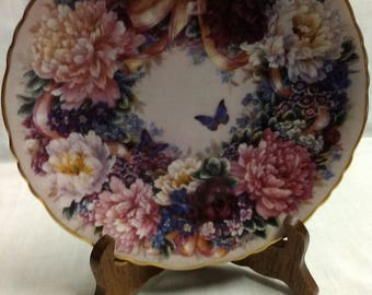 CIRCLE oF LOVE 1994 Bradford exchange collector's plate by Lena Liu