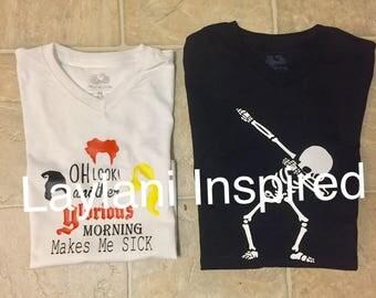 Holiday Inspired shirts