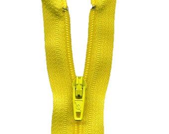 C510 yellow Nylon zipper