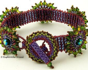 Subterranean Spiral bracelet