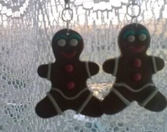 Little gingerbread men.