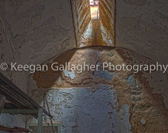 Eastern State Penitentiary- The Eye of God