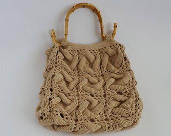 Brown Summer bag